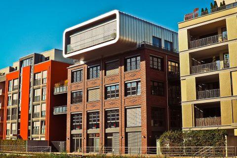 Types de bâtiments : les différentes façades